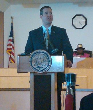 Flint mayor Dayne Walling delivers his 'State of the City' address