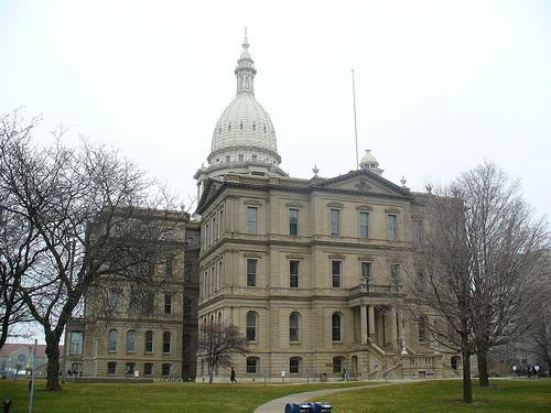 Governor Snyder delivered his 2011 budget for the state yesterday