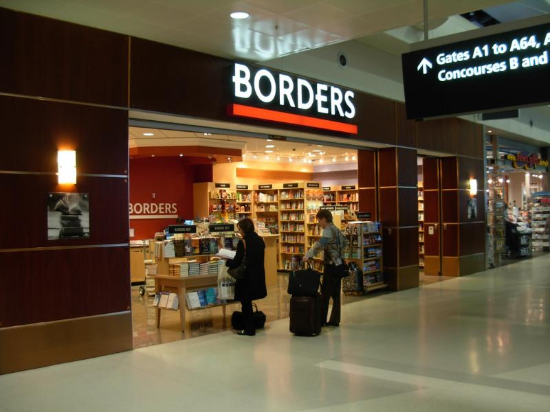 Borders Group Inc. is facing bankruptcy