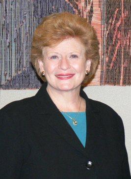 Congresswoman Debbie Stabenow