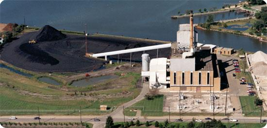 Holland's BPW wants to expand the James DeYoung coal plant on the shores of Lake Macatawa.