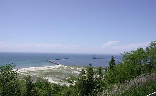 Thinking of summer days along the Lake Michigan shoreline