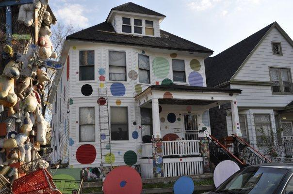 The Heidelberg Project received a $50,000 from LINC