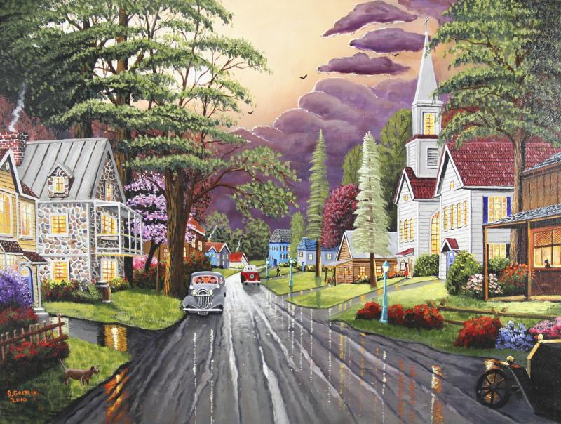 "James Goslin's ""After the Rain"""
