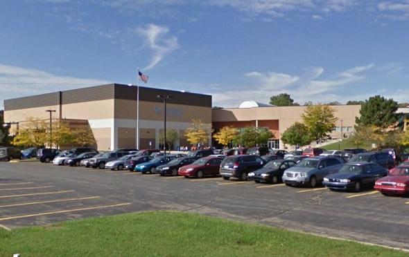 Rochester High School, Rochester, Michigan