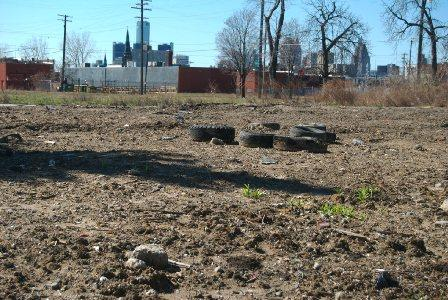 John Hantz wants to transform Detroit's vacant land into urban farm