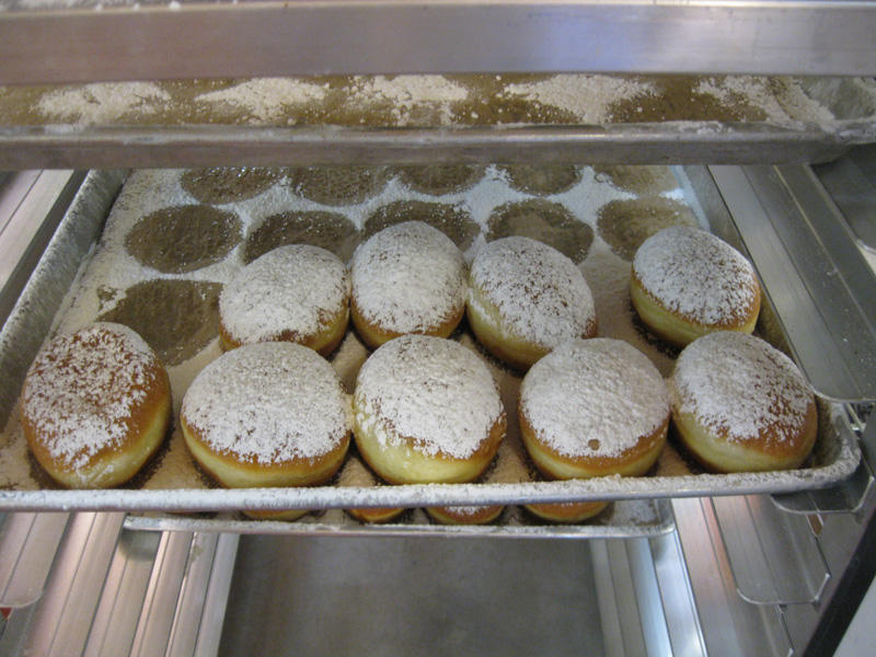 Zingerman's Bakery enters the paczki world for the first time.
