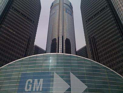 General Motors' auto sales rose by 46 percent in February