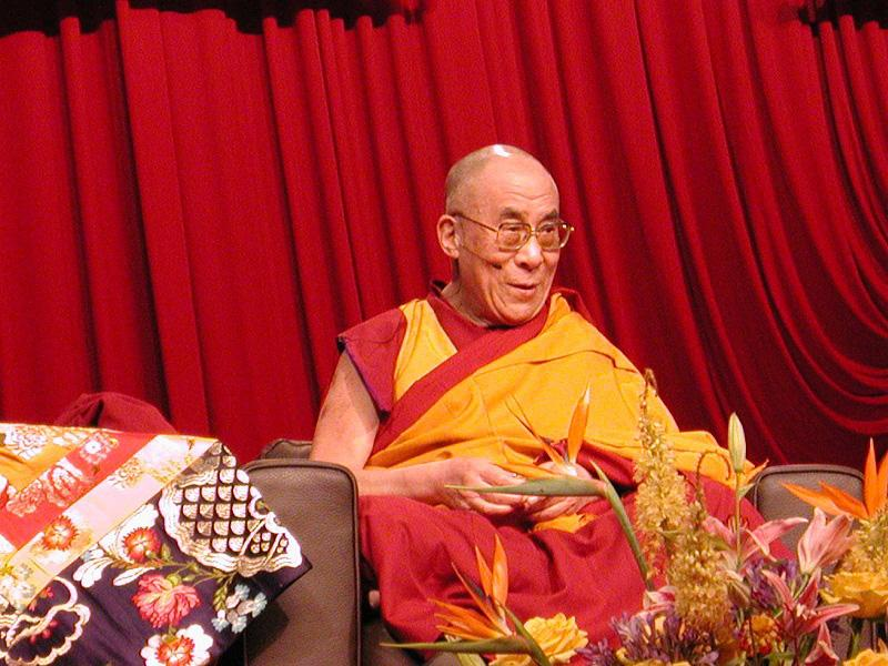 The Dalai Lama announced that he is giving up his role as the political leader of the Tibetan exile movement.