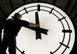 Computing pay for third-shift workers can get a bit complicated when Daylight Saving Time starts and ends.