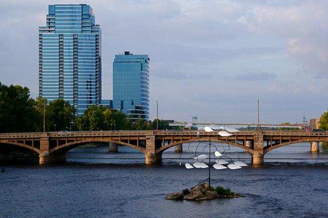 The Grand Rapids metro region, like many places in the U.S., was hit hard by the recession.