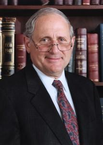 U.S. Sen. Carl Levin, (D) Michigan