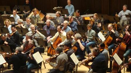 After six long months, the DSO musicians return to the stage