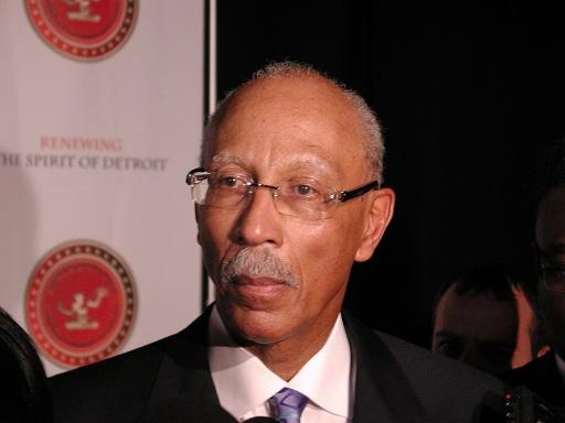 Detroit Mayor Dave Bing was in Lansing today asking the Governor and state representatives for help.