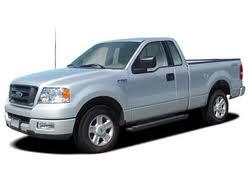 Ford has recalled its 2004-2006 F-150 pickups because of an air-bag problem.