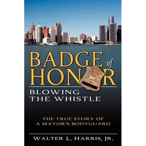 Walter Harris' book about his time within the Kwame Kilpatrick administration in Detroit.