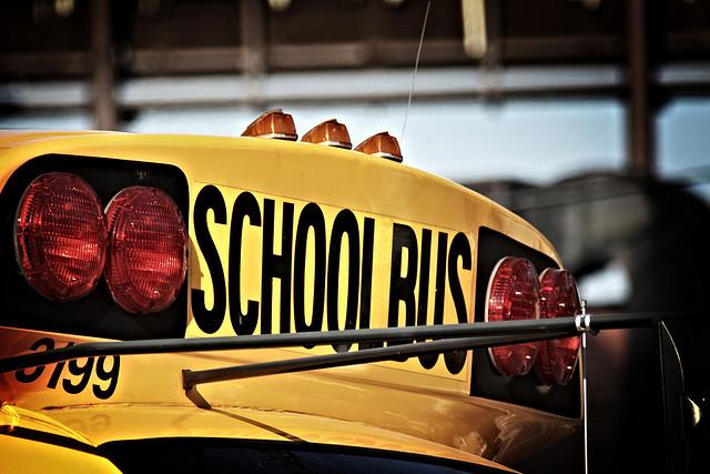 High school students may need to take city buses or carpool  to school next year if bus service is cut.