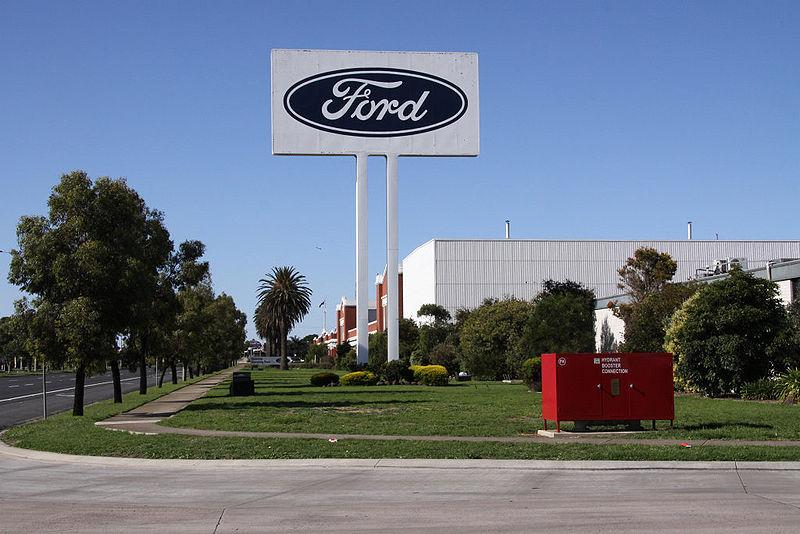 In the first three months of the year, Ford made $2.5 billion.