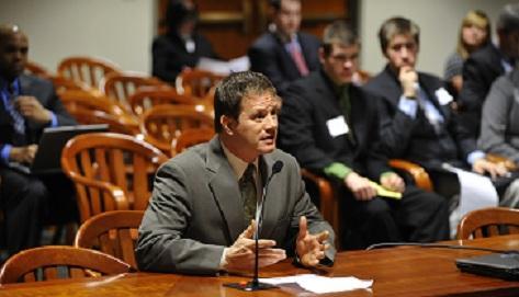 State Representative Marty Knollenberg