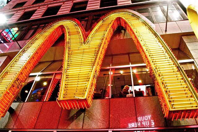 McDonald's hopes to hire thousands of new workers.
