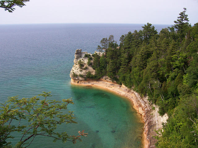 Pictured Rocks National Park