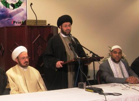 Imam Sayed Hassan Al-Qazwini leads the Islamic Center of America, where Pastor Terry Jones wants to stage his protest. Al-Qazwini says Jones is looking for publicity.