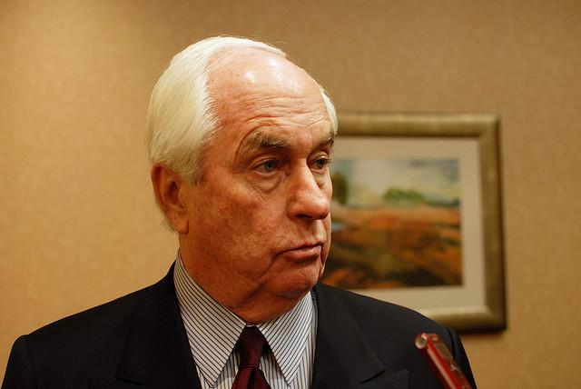 "Roger Penske says the first quarter results for the Penske Automotive Group ""exceeded my expectations."""