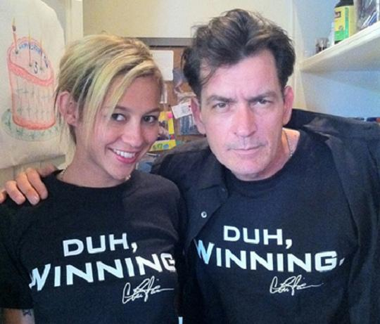 The Charlie Sheen show comes to Detroit