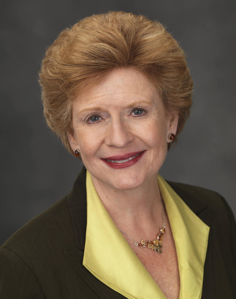 Debbie Stabenow maintains a lead over Pete Hoekstra in a new Michigan poll.