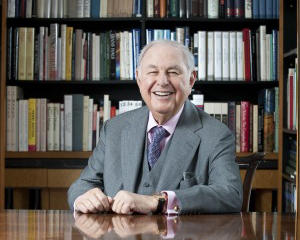 A. Alfred Taubman has donated millions to the University of Michigan