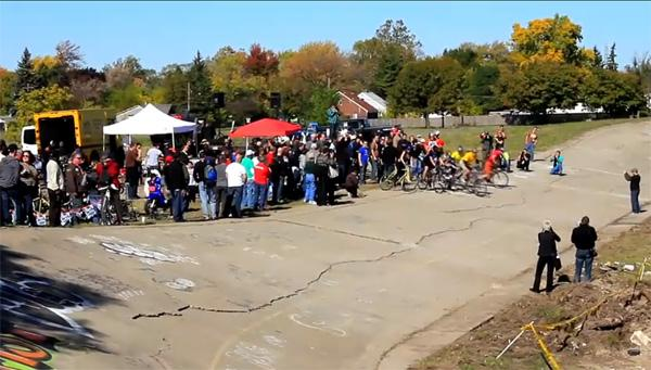 This year's Thunderdrome will be held in Detroit's Dorais Park at high noon.