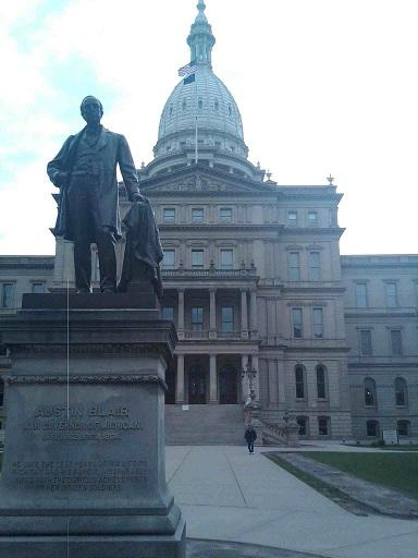 State Capitol Building, Lansing, Michigan