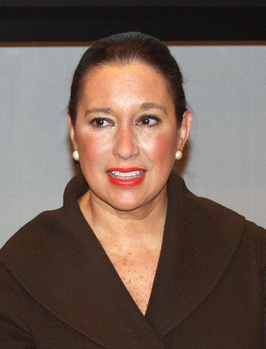 New York Times Company CEO Janet Robinson