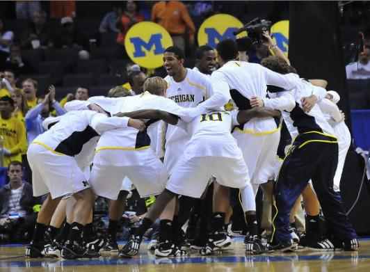 Darius Morris is leaving the University of Michigan for the NBA draft. Morris broke the school's assist record with 235 assists last season. He helped to lead the team to the third round of the NCAA tournament.