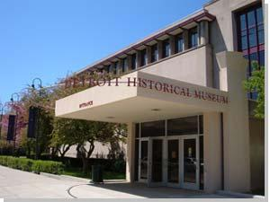 The Detroit Historical Museum is one of 129 museums in Michigan participating in the Blue Star Museums program