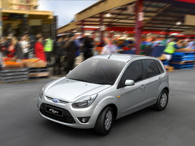 The Ford Figo is sold in India. The company plans to expand an engine plant in Chennai, India.