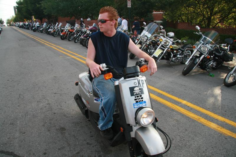 Moped ownership has more than doubled in Michigan in the past decade.