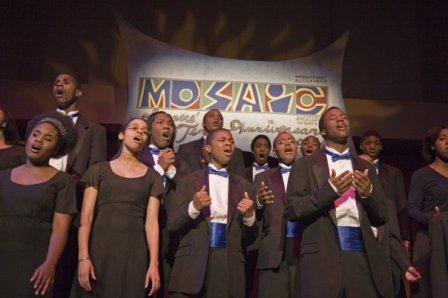 The Mosaic Youth Theatre of Detroit used to get a majority of its corporate support from the auto industry.