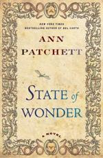 Ann Patchett's new novel State of Wonder