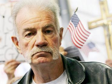 Pastor Terry Jones of Florida returned to Dearborn to share his anti-Islam views at the Arab-American festival.