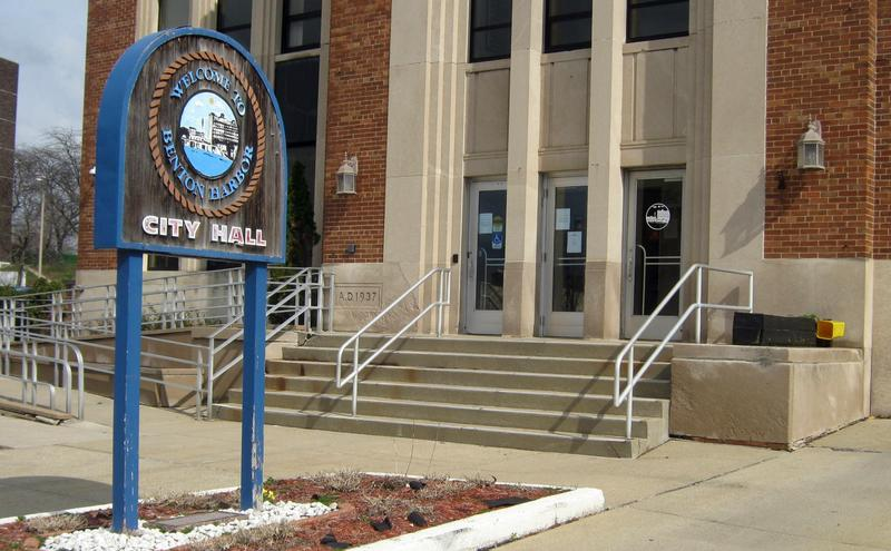 Benton Harbor's elected leaders have now regained control of city hall, four years after the state takeover.