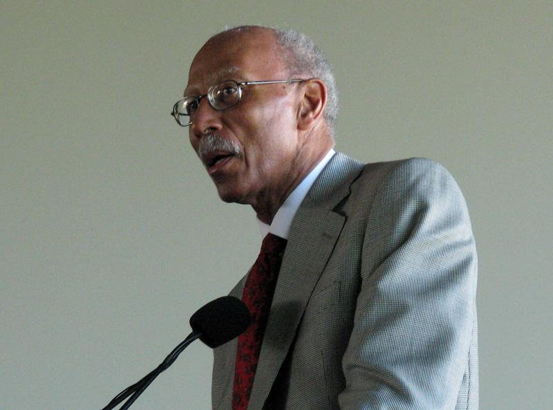 Detroit Mayor Dave Bing was named in a whistleblower lawsuit today. Bing dismissed the lawsuit as frivolous.