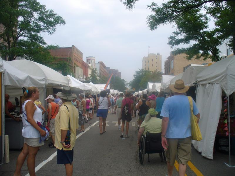 2011 Ann Arbor Street Art Fair