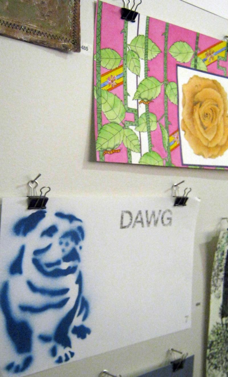 'Dawg' is one of my favorites. Sure it's comparatively easy, but I love 'gawgs', especially bulldogs.