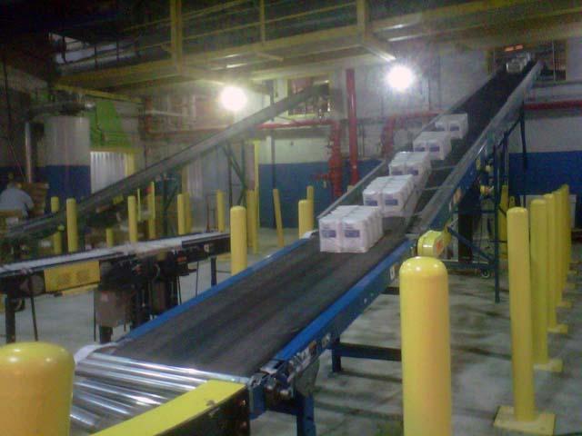 Sugar production at the Michigan Sugar Company