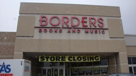 The liquidation process for Borders stores could start as early as Friday, July 22.