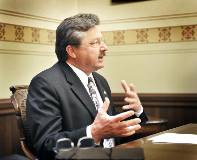 State Senator Mike Kowall (R-White Lake) plans to run for Thaddeus McCotter's U.S. House seat.