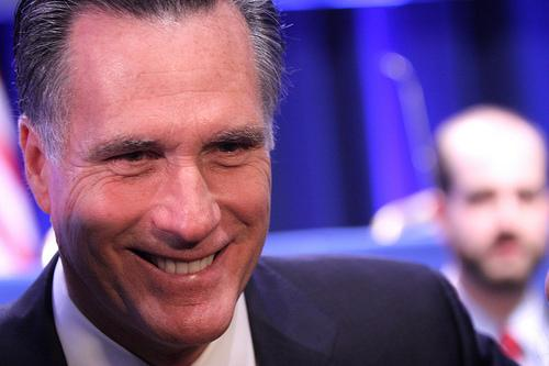 Former Republican Governor of Massachusetts Mitt Romney outraised President Obama in Michigan in this year's second quarter.