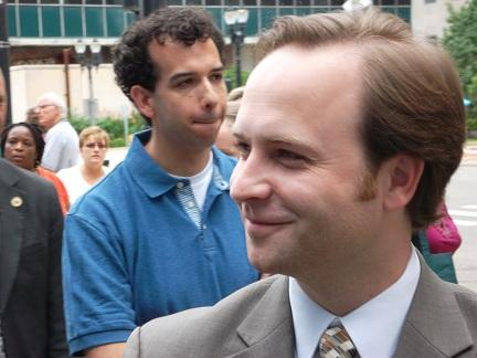Lt. Gov. Brian Calley, (R) MIchigan