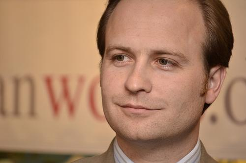 Michigan Lt. Gov. Brian Calley (R)